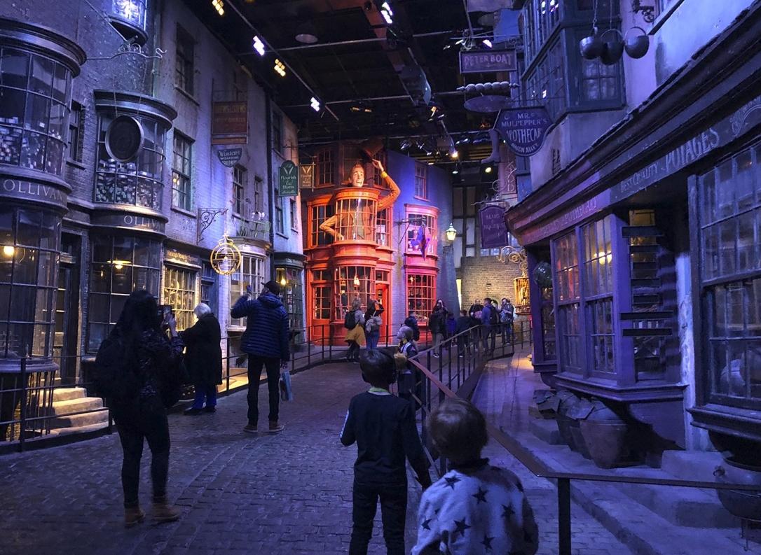 Harry Potter Viistokuja